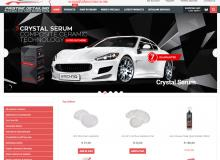 Pristine Detailing Home Page