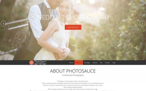 PhotoSauce Home Page