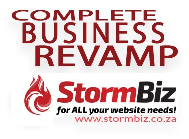 Complete business revamp