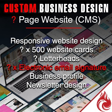 Custom Business Revamp Package