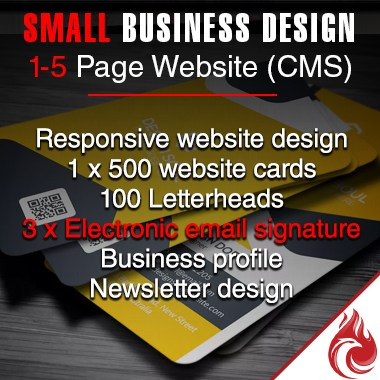 Small Business Revamp Package