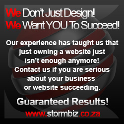 Website Design Packages From R3500.00