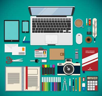 web designer equipment